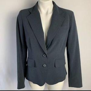 New York & Company Gray Woman's Blazer Size 8